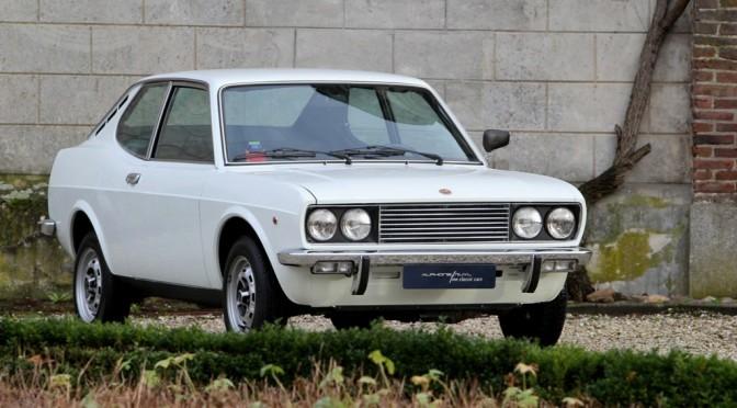 Fiat 128 SL Coupe 1972 – SPRZEDANY