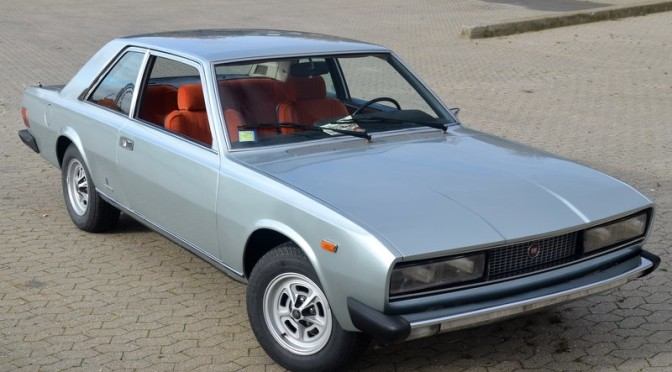 Fiat 130 Coupe 1972 – SPRZEDANY
