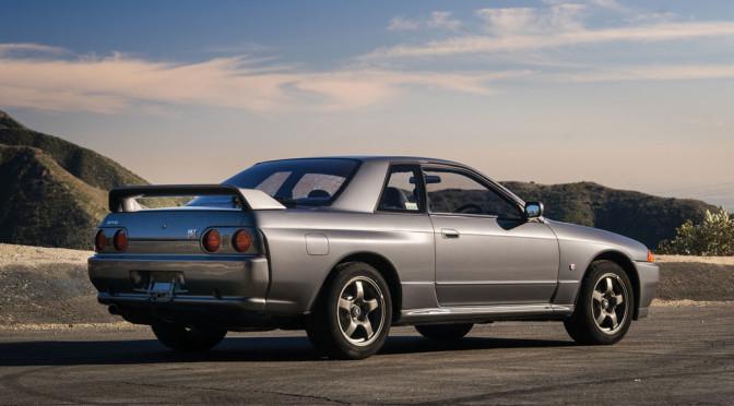 Nissan Skyline GT-R R32 1989 – SPRZEDANY