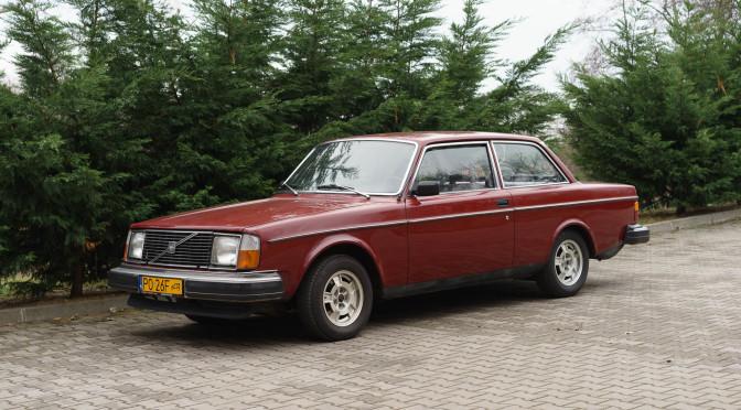 Volvo 242 1980 – SPRZEDANE