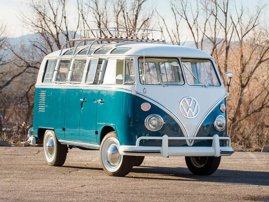 Volkswagen T1 Samba 21 Window 1967 - SPRZEDANY - Giełda ...
