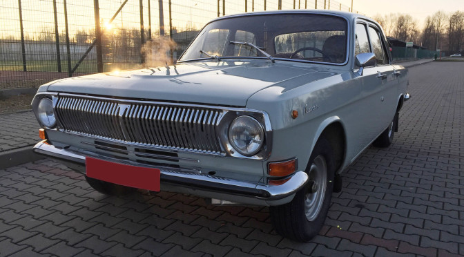 GAZ 24 Wołga 1979 – 13000 PLN – Kęty