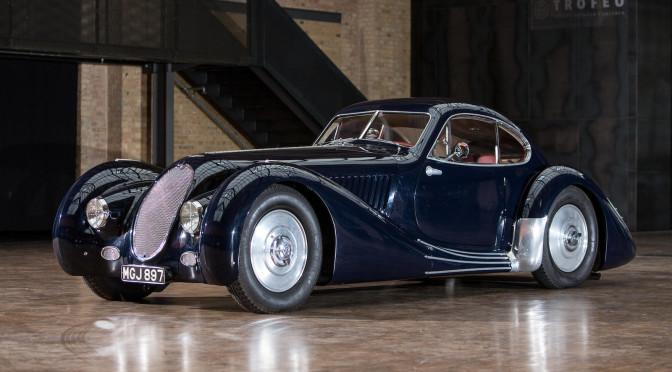 Bentley 6.5 Litre Petersen Dartmoor 1951 – SPRZEDANY
