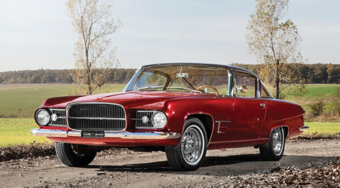 Ghia L6.4 Coupe 1963 – SPRZEDANA