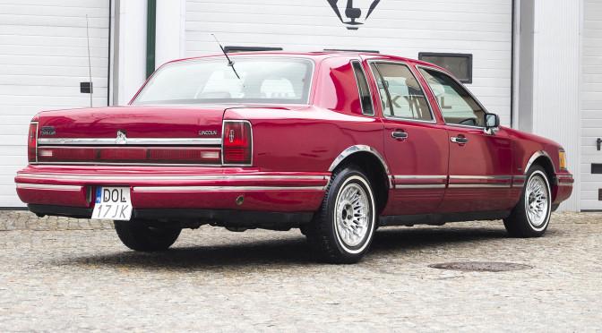 Lincoln Town Car 1994 – 21000 PLN – Oleśnica