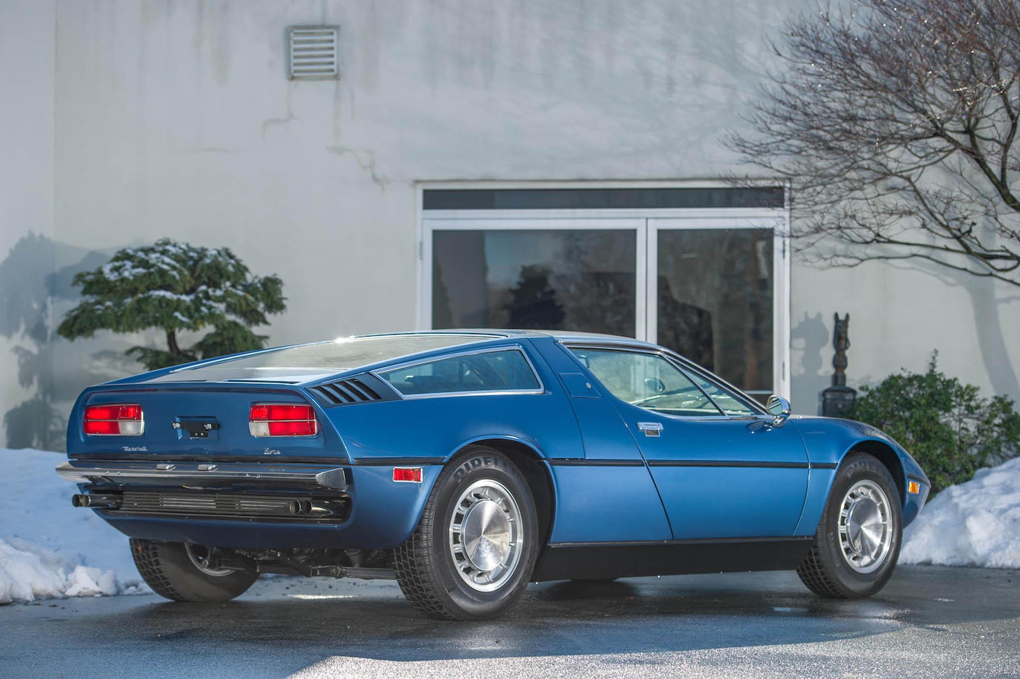 Maserati Bora 1973 - SPRZEDANE - Giełda klasyków