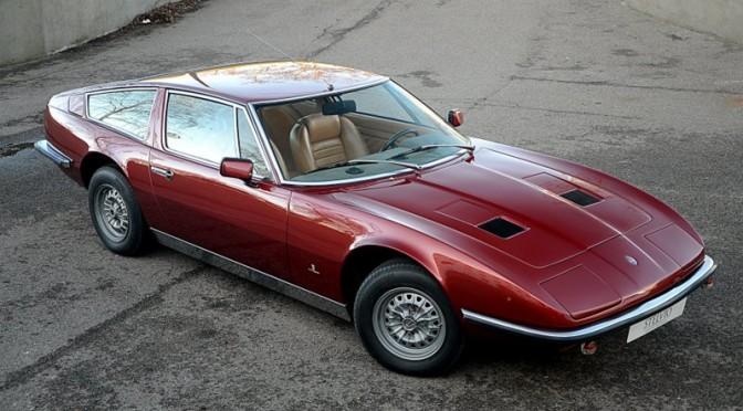 Maserati Indy America 1972 – SPRZEDANE
