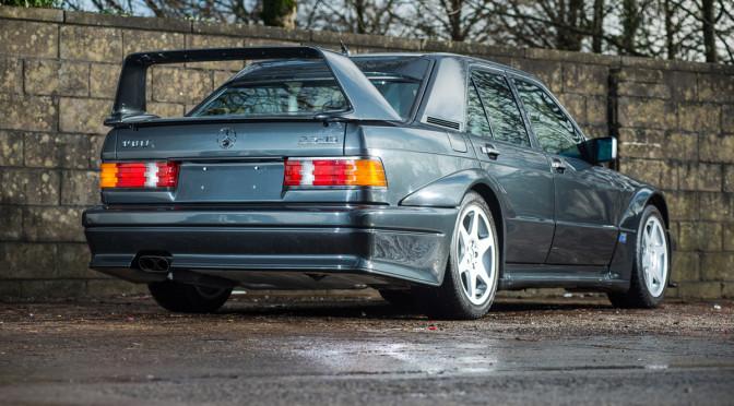Mercedes 190E 2.5-16 Evolution II 1990 – SPRZEDANY