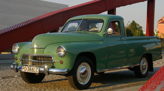 Warszawa Pick-up 1960 – SPRZEDANA