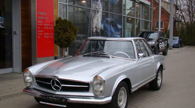 Mercedes 230 SL Pagoda W113 1965 – SPRZEDANY