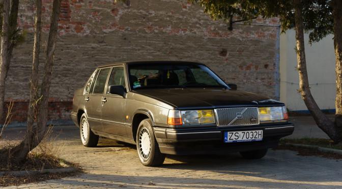 Volvo 940 1991 – SPRZEDANE