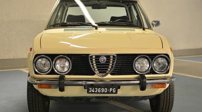 Alfa Romeo Alfetta 1979 -SPRZEDANA
