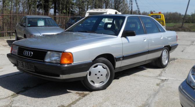 Audi 100 C3 1990 – SPRZEDANE