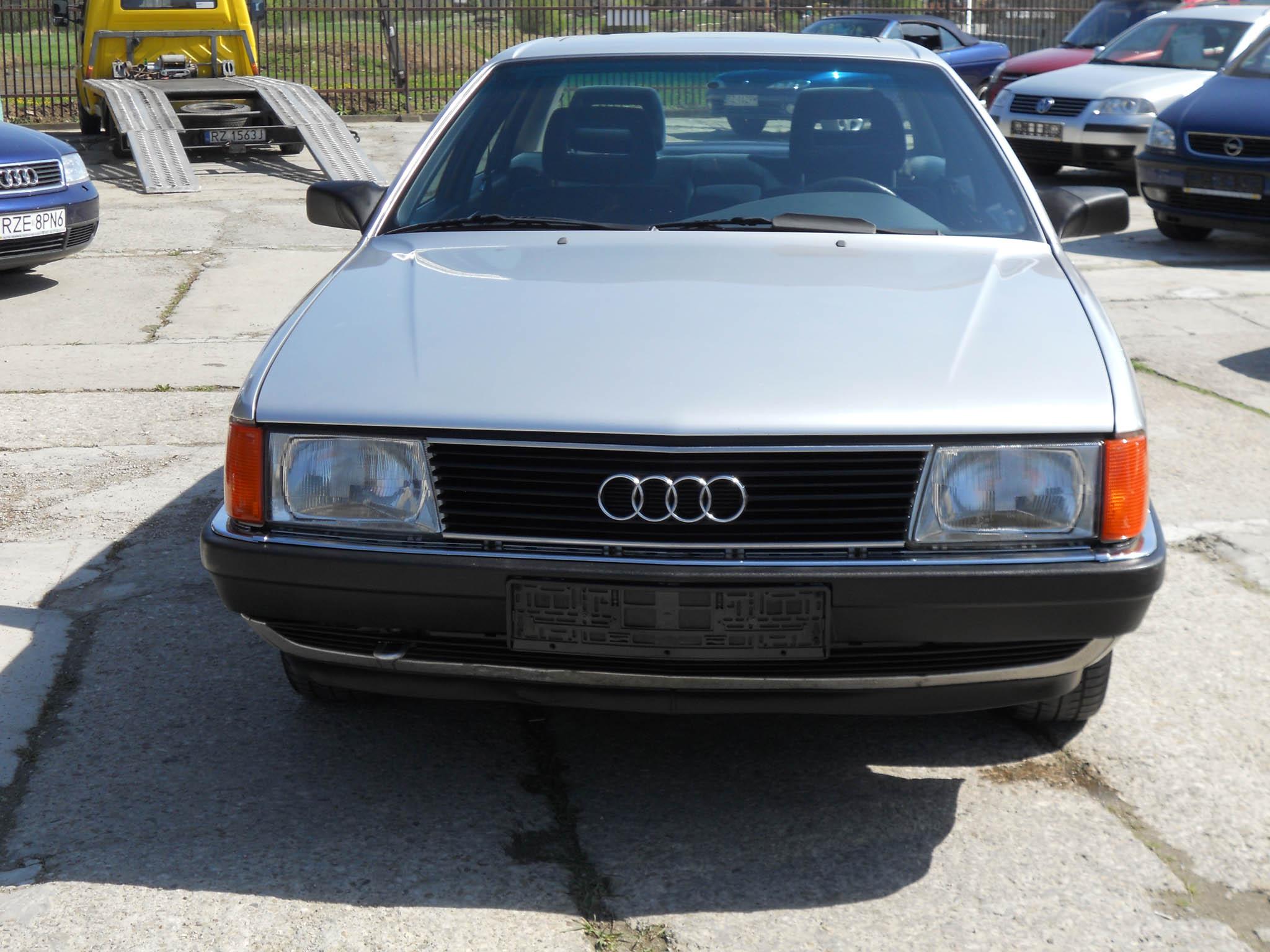 Audi 100 C3 1990 - SPRZEDANE - Giełda klasyków