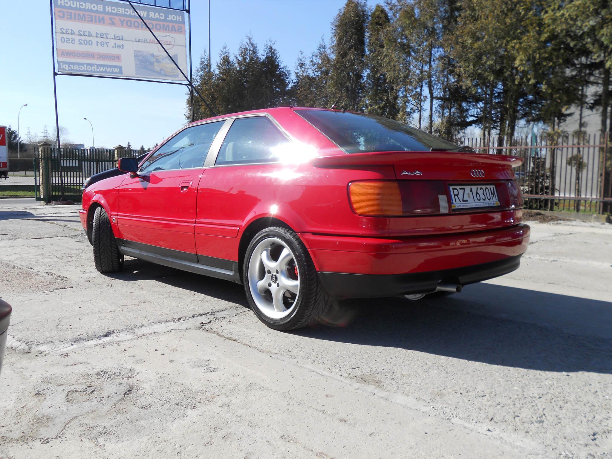 Audi Coupe 8B 1990 - SPRZEDANE - Giełda klasyków