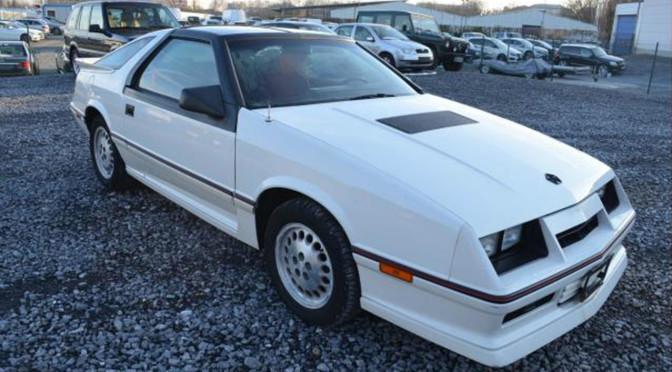 Dodge Daytona Turbo Z 1986 – 23600 PLN – Warszawa
