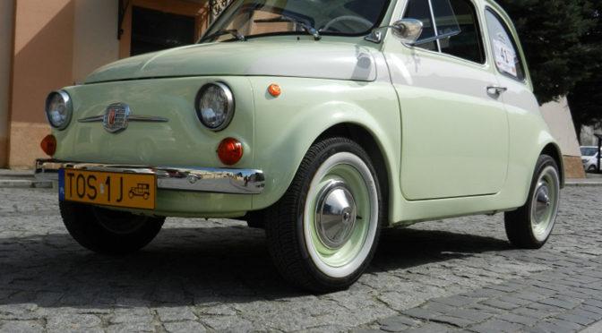 Fiat 500 1971 – SPRZEDANY