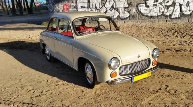 Syrena 105L 1976 – SPRZEDANA