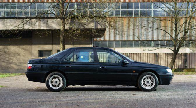 Peugeot 605 1991 – 20000 PLN – Pniewy