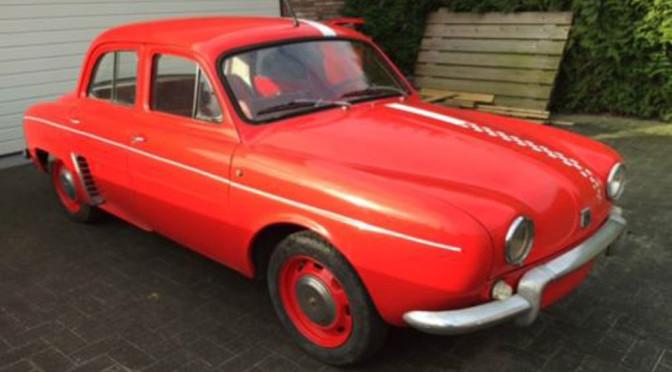 Renault Dauphine 1964 – 22600 PLN – Warszawa