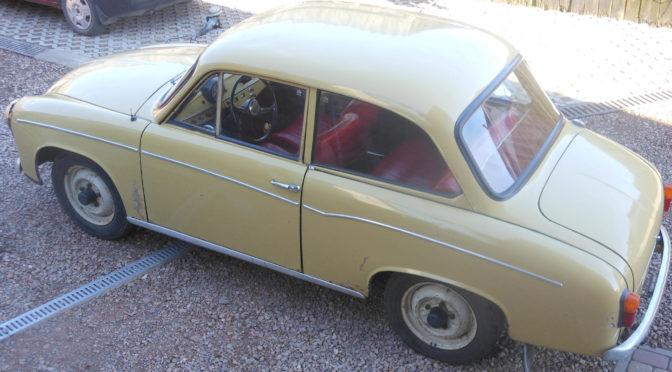 Syrena 105 Lux 1982 – 21000 PLN – Kielce
