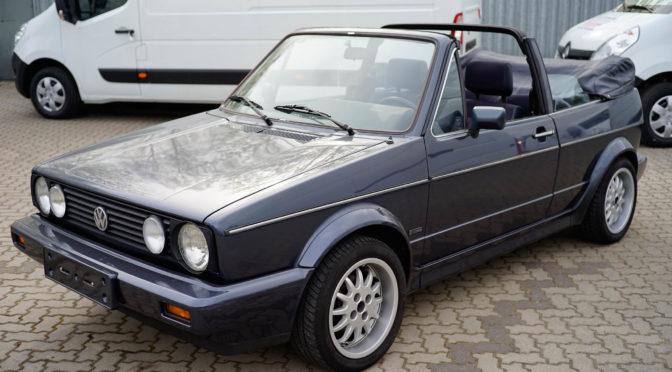 Volkswagen Golf Cabriolet Mk1 1988 – 25800PLN – Białystok