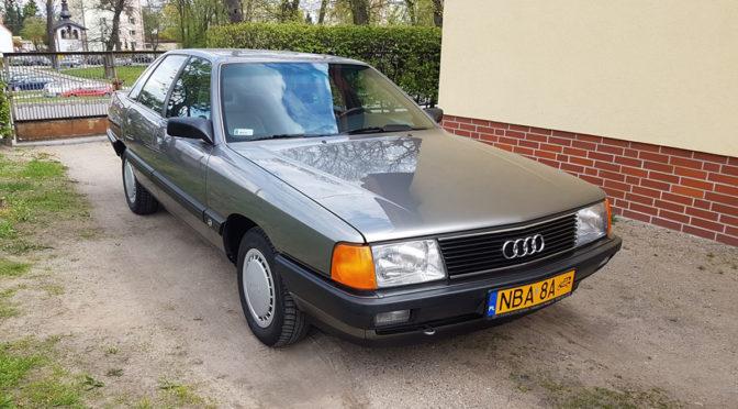 Audi 100 C3 1988 – 20000 PLN – Bartoszyce