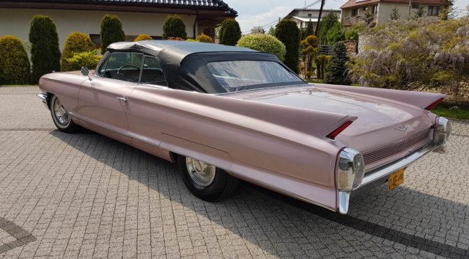 Cadillac Series 62 Convertible 1962 – SPRZEDANY