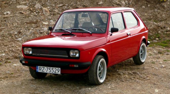 Fiat 127p 1973 – SPRZEDANY