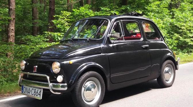 Fiat 500L 1971 – SPRZEDANY