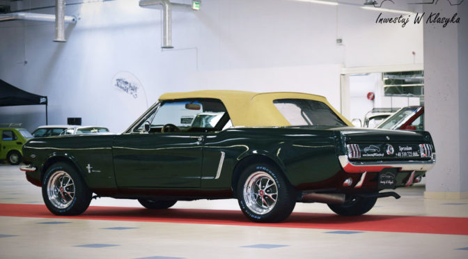 Ford Mustang Convertible 1965 – SPRZEDANY