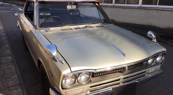 Nissan GL1800 Coupe Hakosuka 1971 – 117000 PLN – Japonia