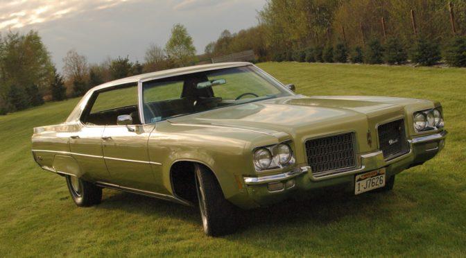 Oldsmobile 98 1971 – SPRZEDANY