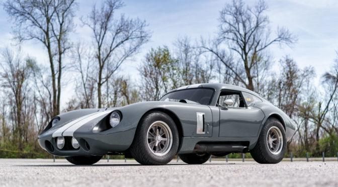 Shelby Daytona Coupe Replika 1964 – SPRZEDANE