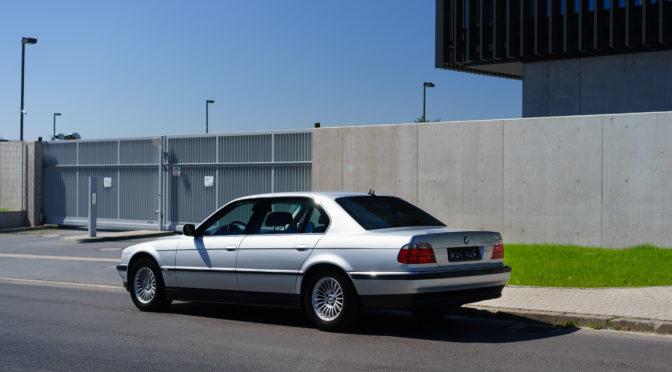 BMW 750iL E38 1999 – SPRZEDANE