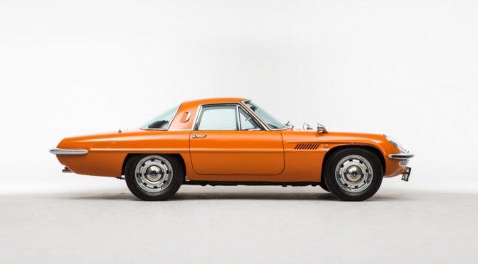 Mazda Cosmo 110S 1968 – ok. 558000 PLN – UK