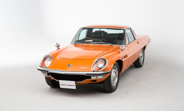 Mazda Cosmo 110s 1968 Ok 558000 Pln Uk Giełda Klasyk 243 W