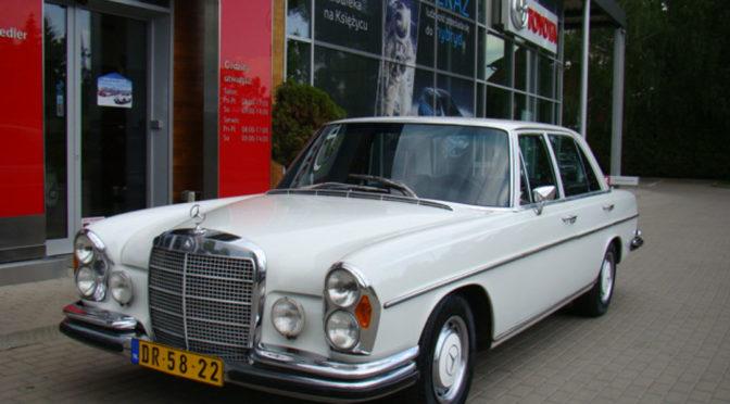 Mercedes 280 SE 3.5 W108 1972 – SPRZEDANY