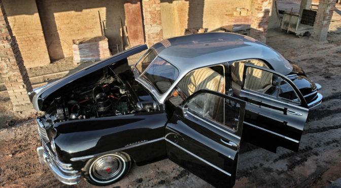 Packard Deluxe Eight Touring Sedan 1950 – 250000 PLN – Tarnów