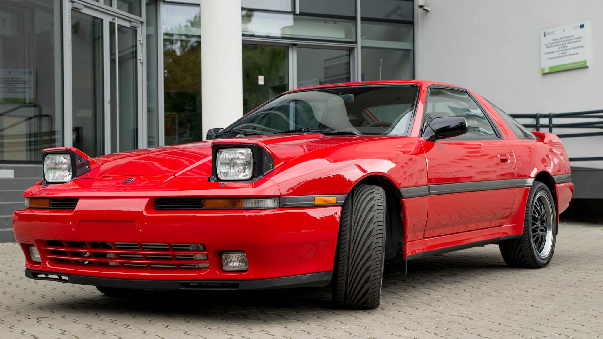 Toyota Supra Turbo Mk3 1992 60000 Pln Sosnowiec
