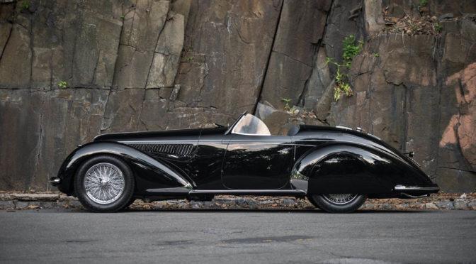 Alfa Romeo 8C 2900B Lungo Spider 1939 – SPRZEDANA