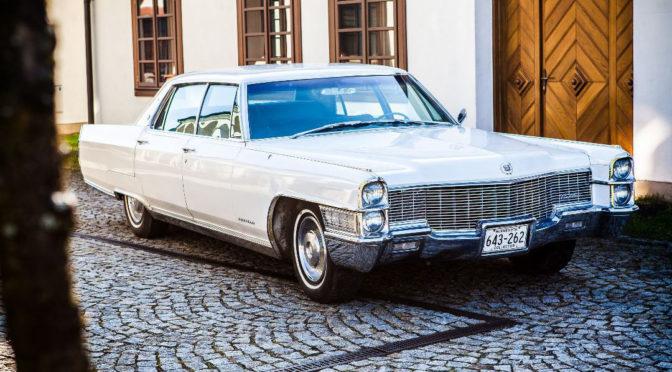Cadillac Fleetwood Sixty Special 1965 – 135000 PLN – Nowy Sącz