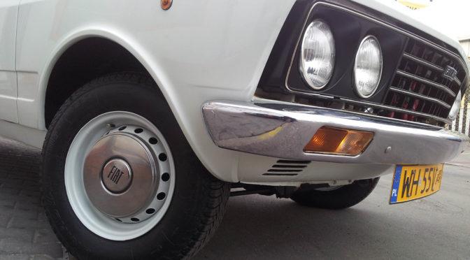 Fiat 132 1974 – 65000 PLN – Warszawa