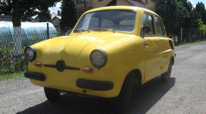 Mikrus MR-300 1959 – SPRZEDANY