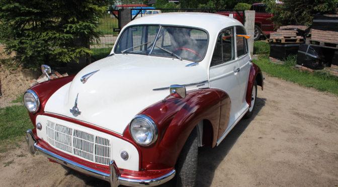 Morris Minor 1955 – 40000 PLN – Gdynia