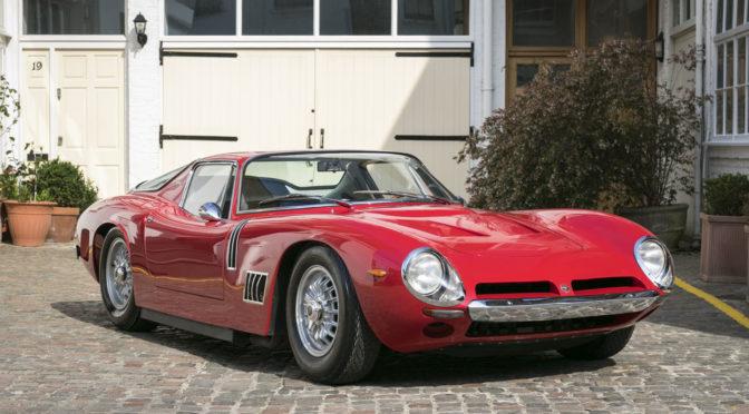 Bizzarrini 5300 GT Strada 1967 – UK