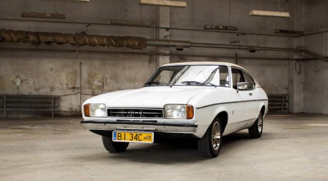 Ford Capri 1976 – 33900 PLN – Choroszcz