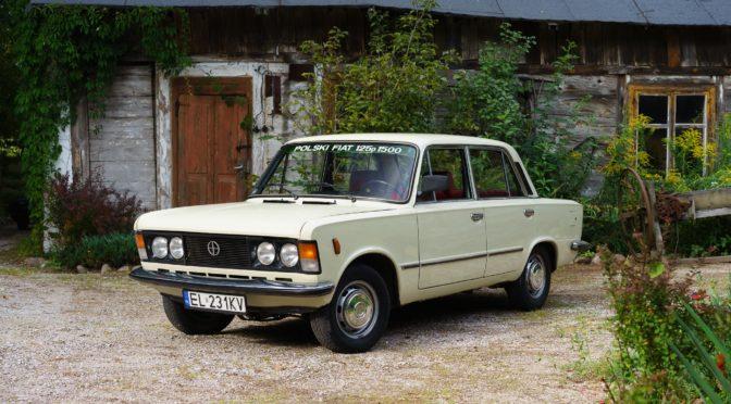 FSO 125p 1983 – 13900 PLN – Brzeziny