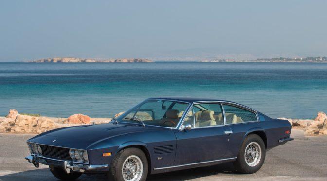Monteverdi 375L High Speed 1971 – SPRZEDANE
