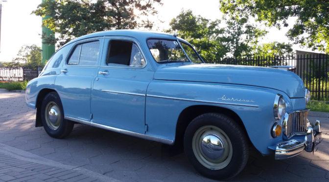 FSO Warszawa M-20 1959 – 96000PLN – Żyrardów